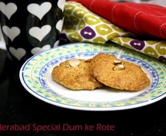 Dum ke Rote ~ Hyderabad Special | How to Make Dum ke Rote | Indian Cooking Challenge - November
