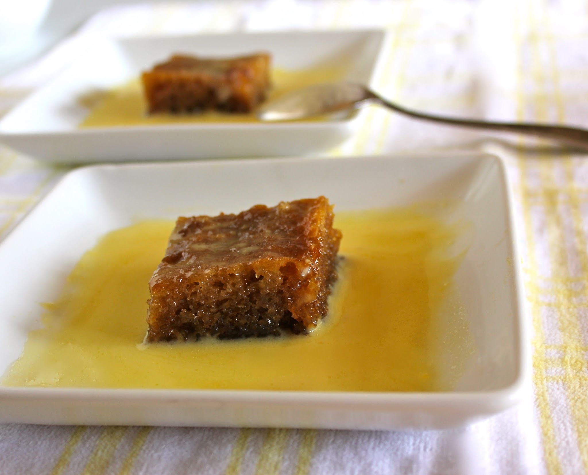 With Love From Swaziland ~ Malva Pudding