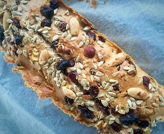 RECEPT: Muesli Notenbrood