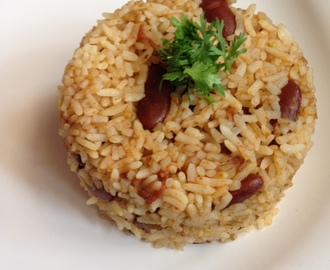 Rajma Chawal Recipe Punjabi, How To Make Rajma Chawal |Red Beans Recipe