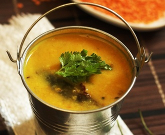 Simple Masoor Dal Recipe, how to make masoor dal recipe
