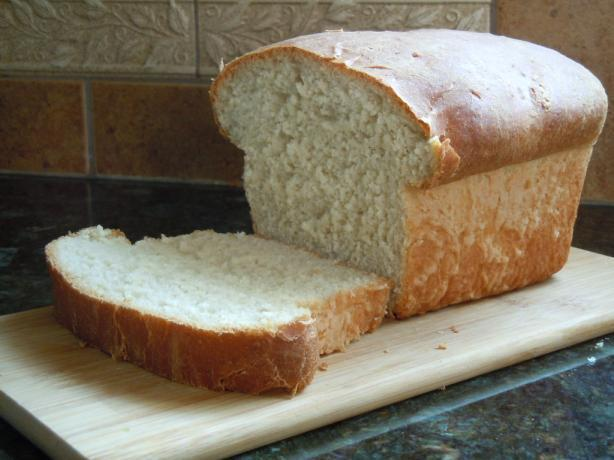 Old Fashioned Yeast Bread