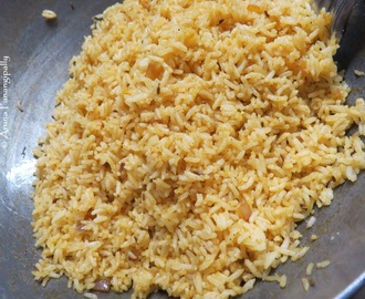 Masala Rice or Masale Bhath