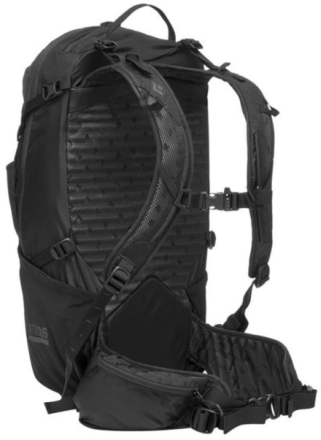Black Diamond Nitro 26 Backpack Black 2018 Vandringsryggsäckar