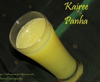 Kairee Panha (Raw Mango Cooler)