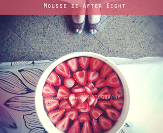 Mousse de After Eight