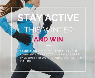 How To Stay Active, Healthy and In Shape This Winter