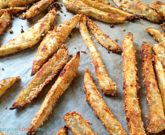 Søtpotetchips/ Sweet potato fries