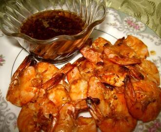 New Orleans BBQ Cajun Shrimp