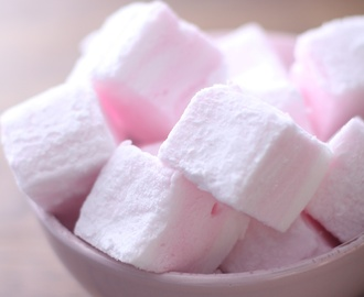Sukkerfrie marshmallows