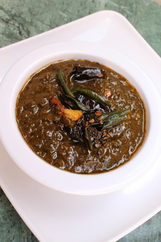 Gongura Chutney Recipe, How To Make Gongura Chutney Andhra Style