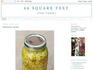 66 Square Feet (The Food)