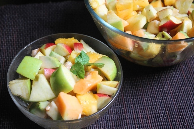 Healthy Fruit Salad Recipe