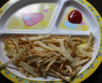 Baked Potato Fries Recipe - Toddler & Kids Recipes