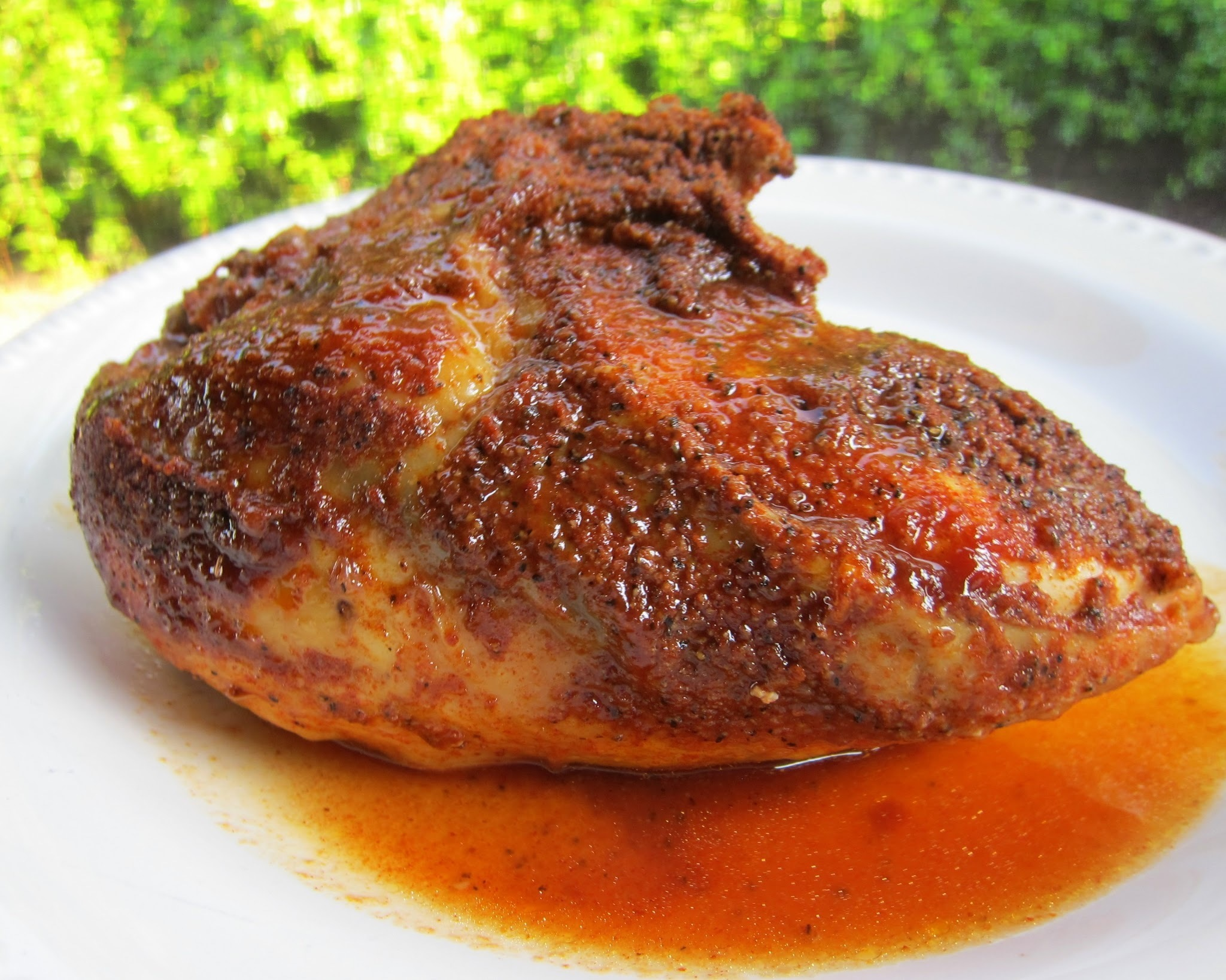 {Slow Cooker} BBQ Chicken