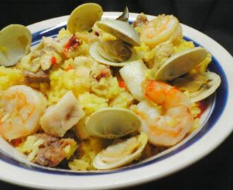 La Tapa Paella for Two
