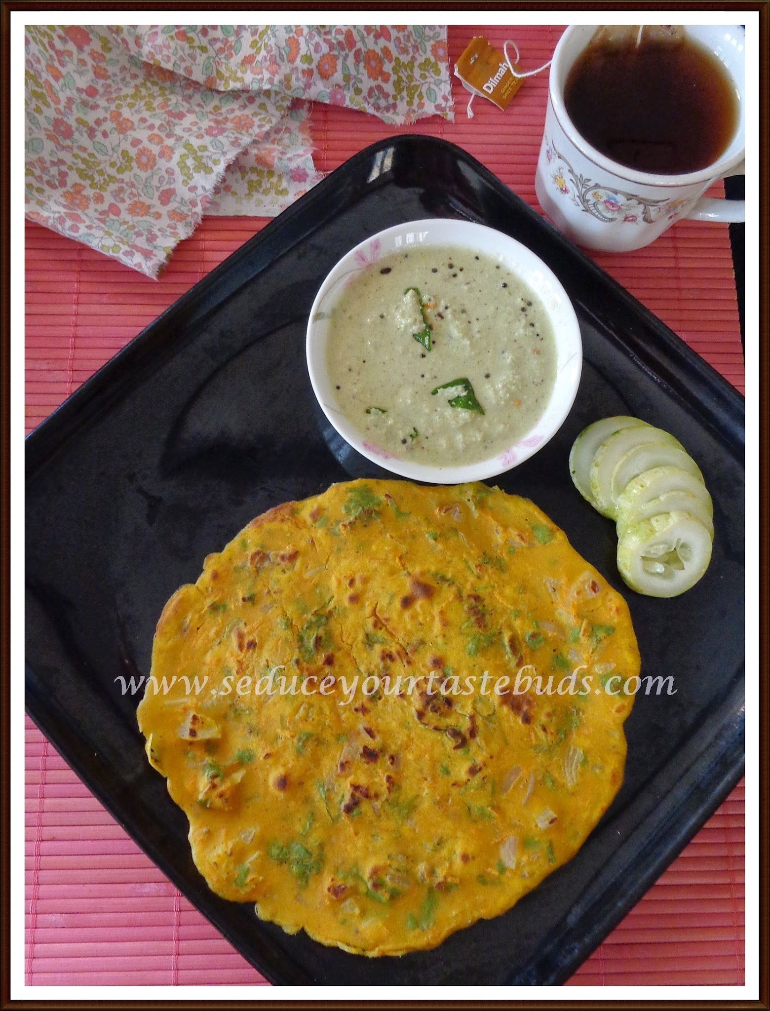Besan Cheela | Instant Breakfast