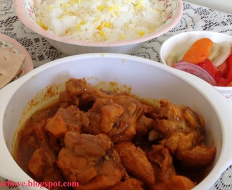 Dahi Murgh - My 1st Guest Post
