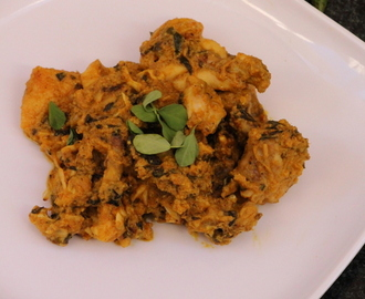 Methi Chicken Recipe, How To Make Methi Chicken | Methi Murgh