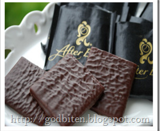 After Eight ostekake