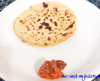 How to make mooli paratha / Radish paratha / Mooli paratha / Radish stuffed flatbreads