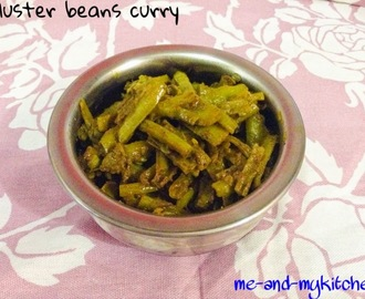 Cluster beans curry / Guar ki sabzi / How to make Cluster beans curry/ Guar falli ki sabzi / Chattisgarhi Chutchutiya ki sabzi