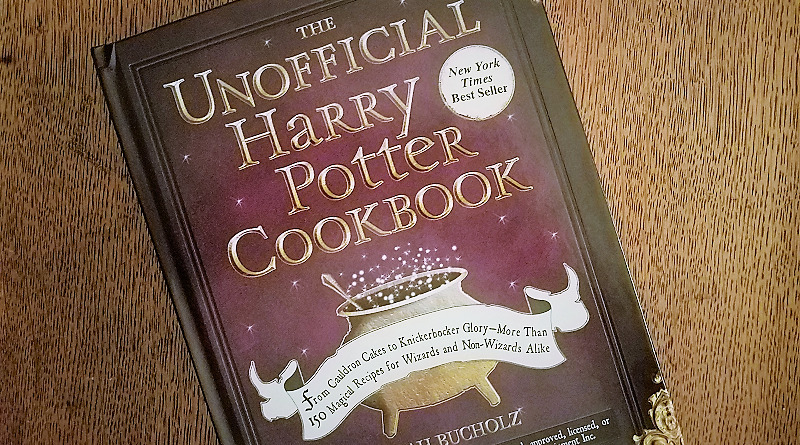 Book Review: The Unofficial Harry Potter Cookbook