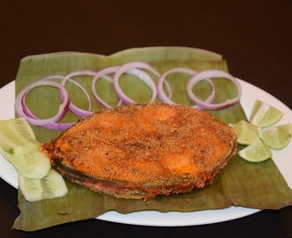 Anjal rava fry recipe | King fish rava fry recipe