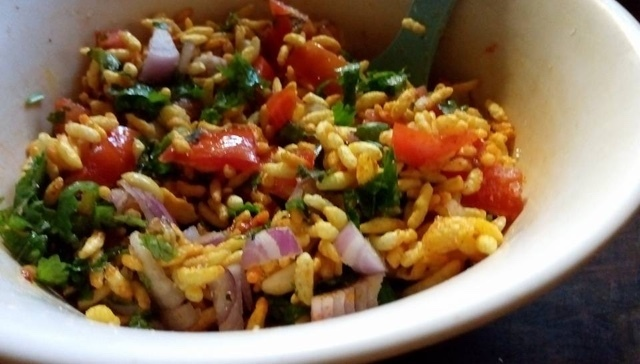 DIET BHEL / low calories