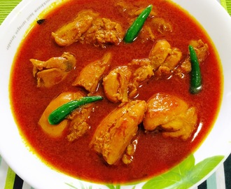 MOM's LIGHT CHICKEN CURRY