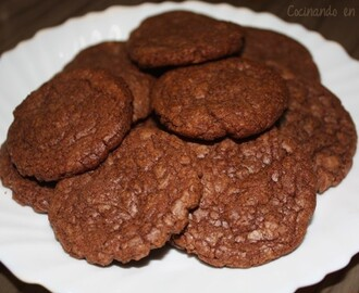 Galletas de Nutella (o Nutella Cookies)