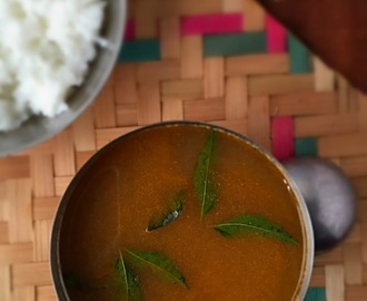 Milagu Rasam | Village Style Pepper Rasam | How to make Milagu Rasam at home | Stepwise pictures | Healthy Glutenfree Recipe