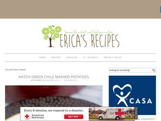 Erica's Recipes