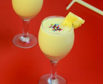 Pina Colada–Virgin Pina Colada Recipe