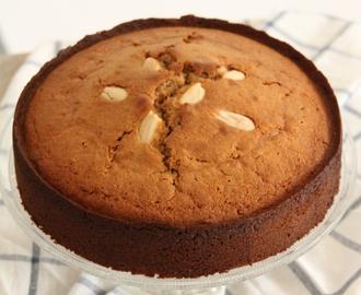 Speculaas cake