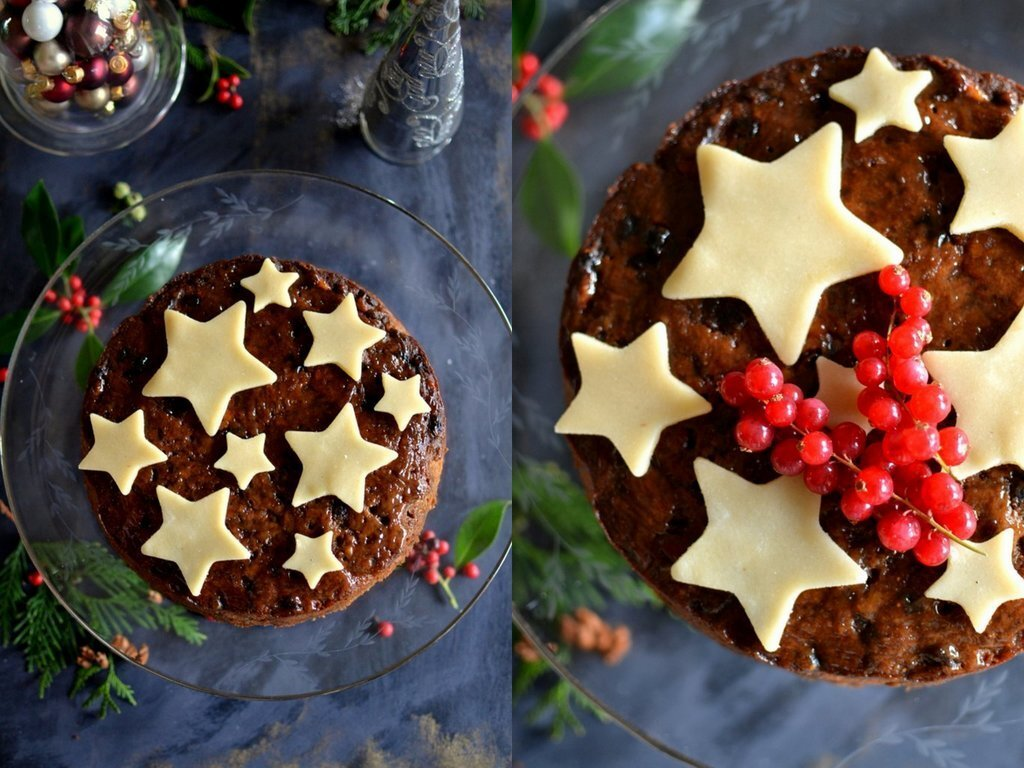 Making the Perfect Christmas Cake Part 3: Easy Decorating Ideas
