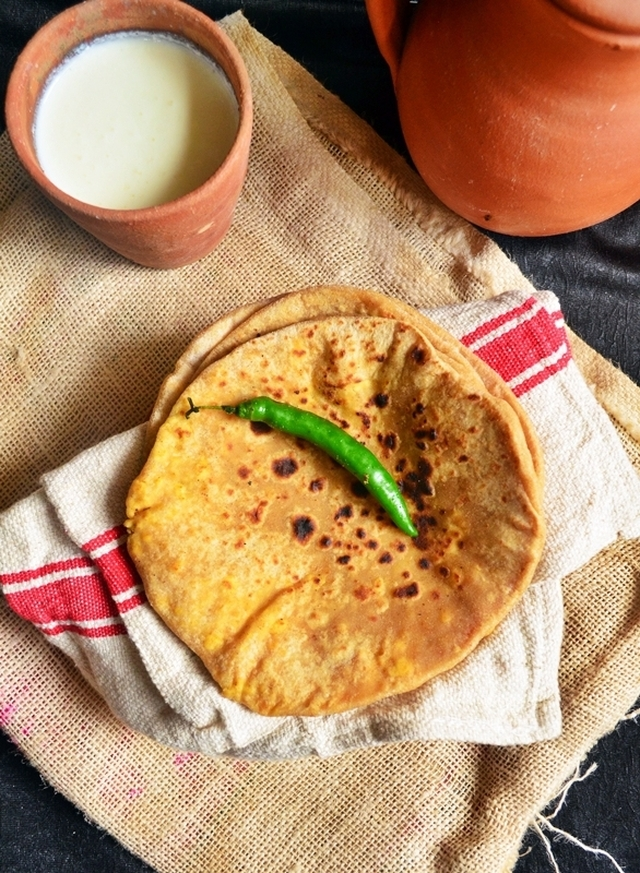 Paneer paratha recipe, how to make punjabi paneer paratha recipe