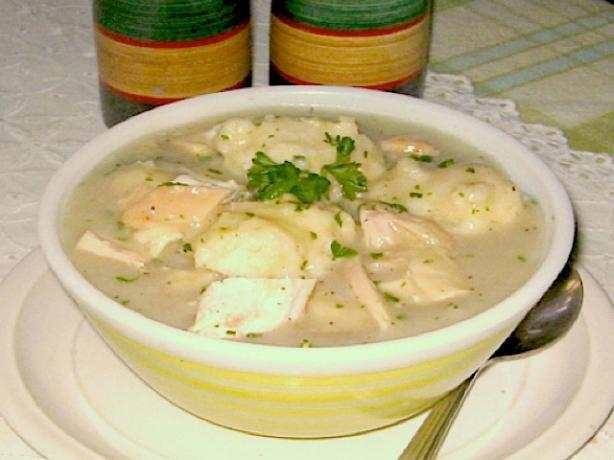CHICKEN -N- DUMPLINGS &  OTHER CHICKEN DISHES