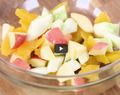Leafy Salad In Pomegranate Dressing Recipe Video
