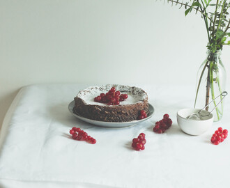 Bolo de Chocolate Sueco | Swedish Chocolate Cake