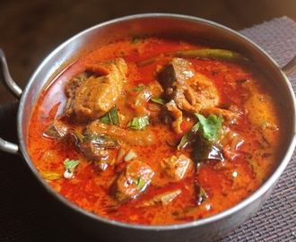 Madras Fish Curry Recipe - Chennai Fish Curry Recipe