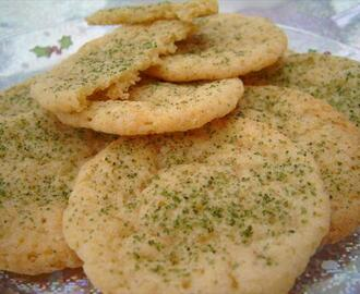 Eggless Crisp Sugar Cookies