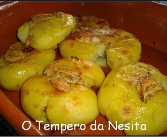 Batatas Assadas do Jamie