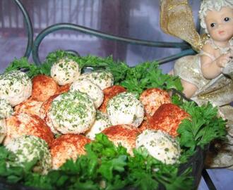 Jalapeno Cheese Balls