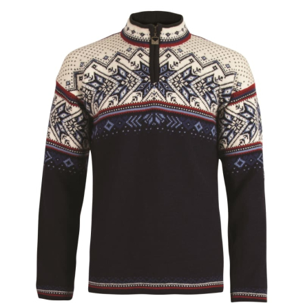 Dale of Norway Vail Unisex Sweater Unisex Tröja Blå XXL
