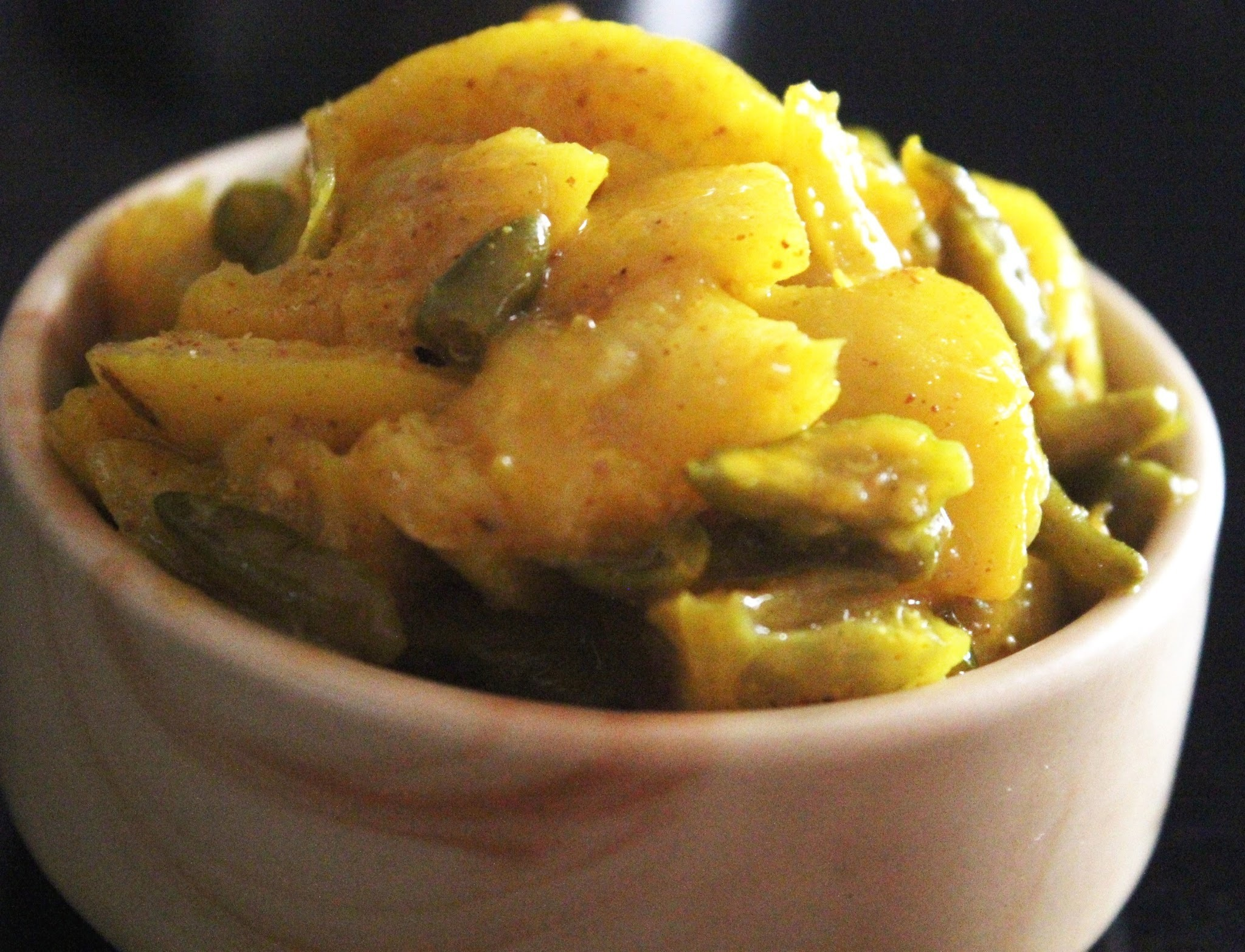 Lemon & Green Chilli Pickle - A No Oil Recipe