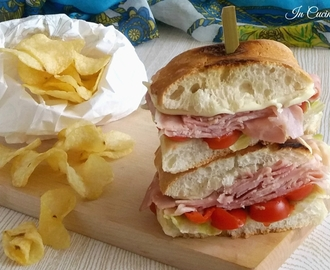Club Sandwich alla italiana