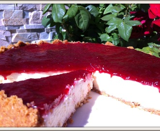Por fin... ¡¡la New York Cheesecake!!