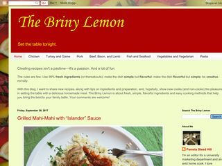The Briny Lemon