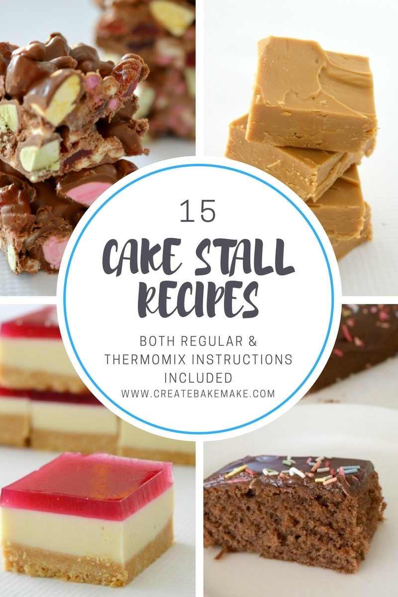 Cakewalk Recipes